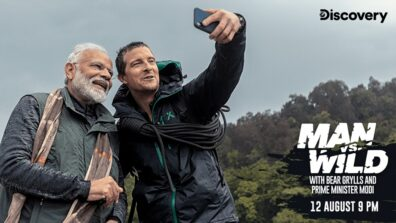 Discovery Channel's content coup de maître – PM Narendra Modi on Man vs. Wild