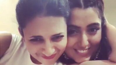 Divyanka Tripathi's birthday wishes for Yeh Hai Mohabbatein co-star Shireen Mirza