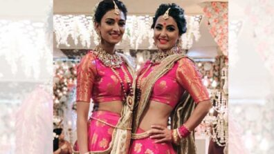 Erica Fernandes vs Hina Khan: Who tops the hotness meter? 5