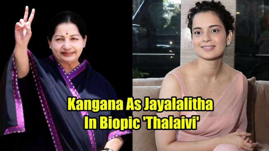 Everything you need to know about Kangana starrer Jayalalithaa Biopic Thalaivi