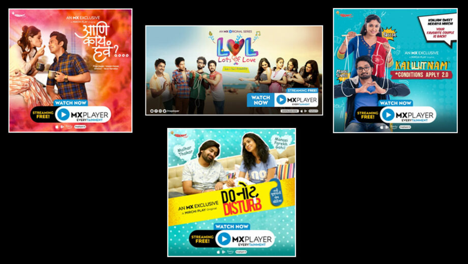 Four regional language shows on MX Player you can binge watch anytime!