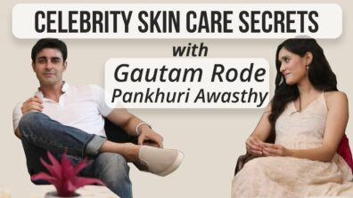 Gautam Rode and Pankhuri Awasthy reveal the secret of their glowing skin