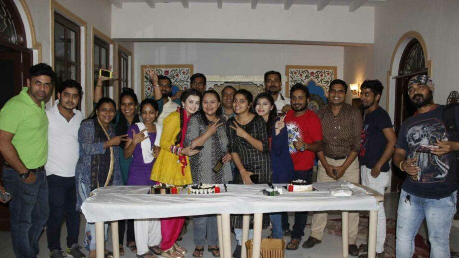 Hamari Bahu Silk completes 50 episodes