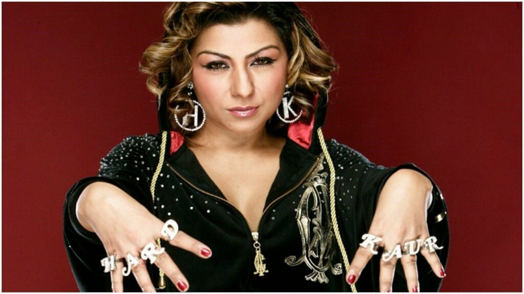 Hard Kaur allegedly joins the Khalistan Movement, takes digs at the reigning Government 1