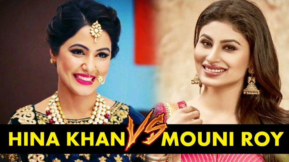 Hina Khan vs Mouni Roy: Who is the TV Queen? | IWMBuzz
