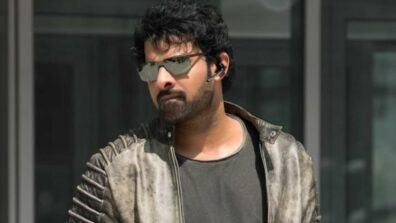 Hottest moments of saahos actor Prabhas because why not 3