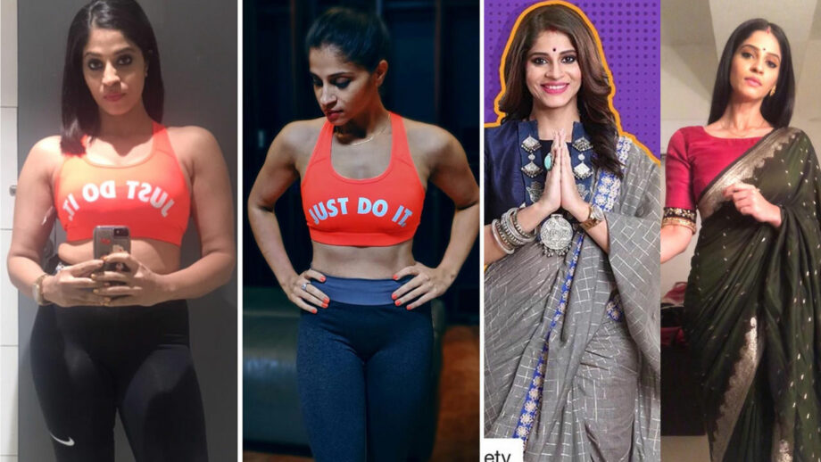 It's very important for actors to be fit: Shweta Mahadik on her fitness journey