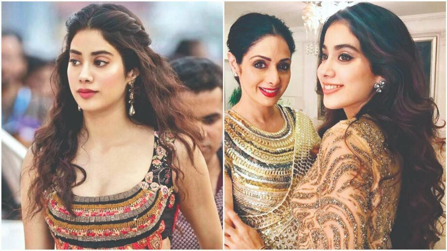 Janhvi Kapoor's emotional post dedicated to mother Sridevi on her birthday