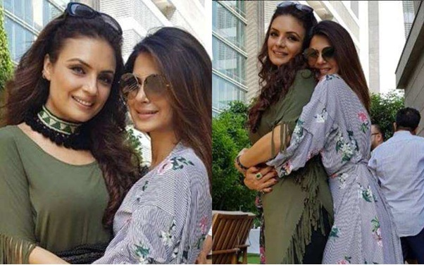 Jennifer Winget and her band of BFFs 6