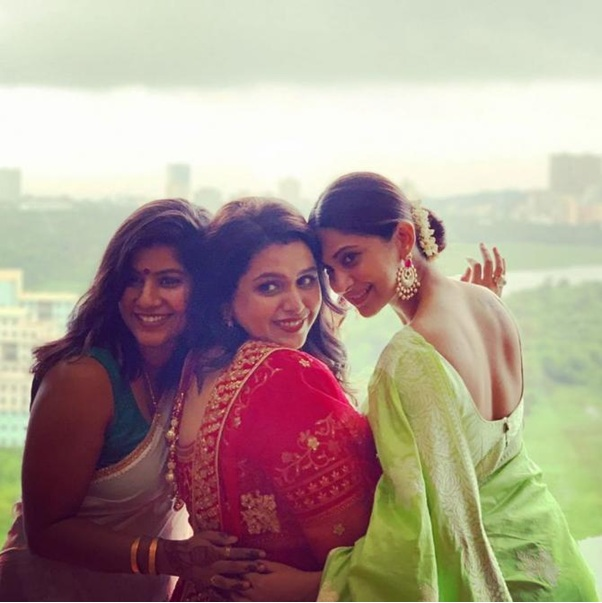 Jennifer Winget and her band of BFFs