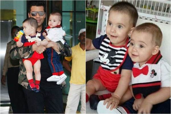Karan Johar's Twins Roohi & Yash are the Epitome of Cuteness and we cannot get over it 1