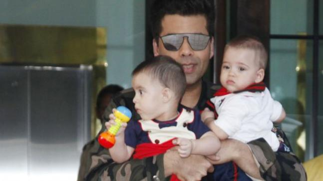 Karan Johar's Twins Roohi & Yash are the Epitome of Cuteness and we cannot get over it 5