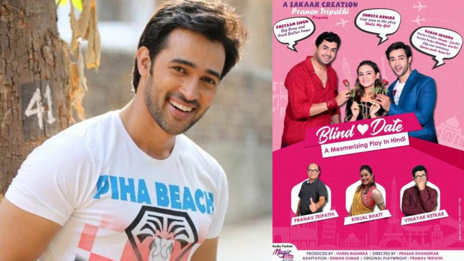 Karan Sharma returns to stage