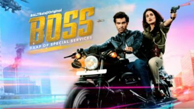 Karan Singh Grover's Boss : The web series you should binge watch this weekend