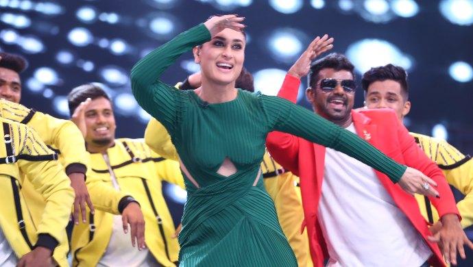 Kareena Kapoor Khan's Best Moments On Dance India Dance 1
