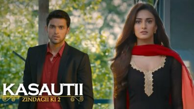Kasautii Zindagii Kay 07 August 2019 Written Update Full Episode: Nivedita supports Anurag