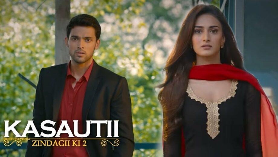 Kasautii Zindagii Kay 23 August 2019 Written Update Full Episode: Mohini avoided Nivedita's questions