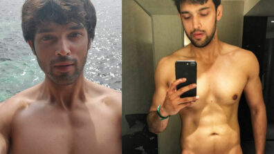 Kasautii Zindagii Kay actor Parth Samthaan's hot shirtless pictures 6