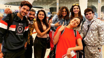 Khatron Ke Khiladi 10: Contestants Karan Patel, Adaa Khan, Tejasswi Prakash, Karishma Tanna and others leave for Bulgaria for the shoot