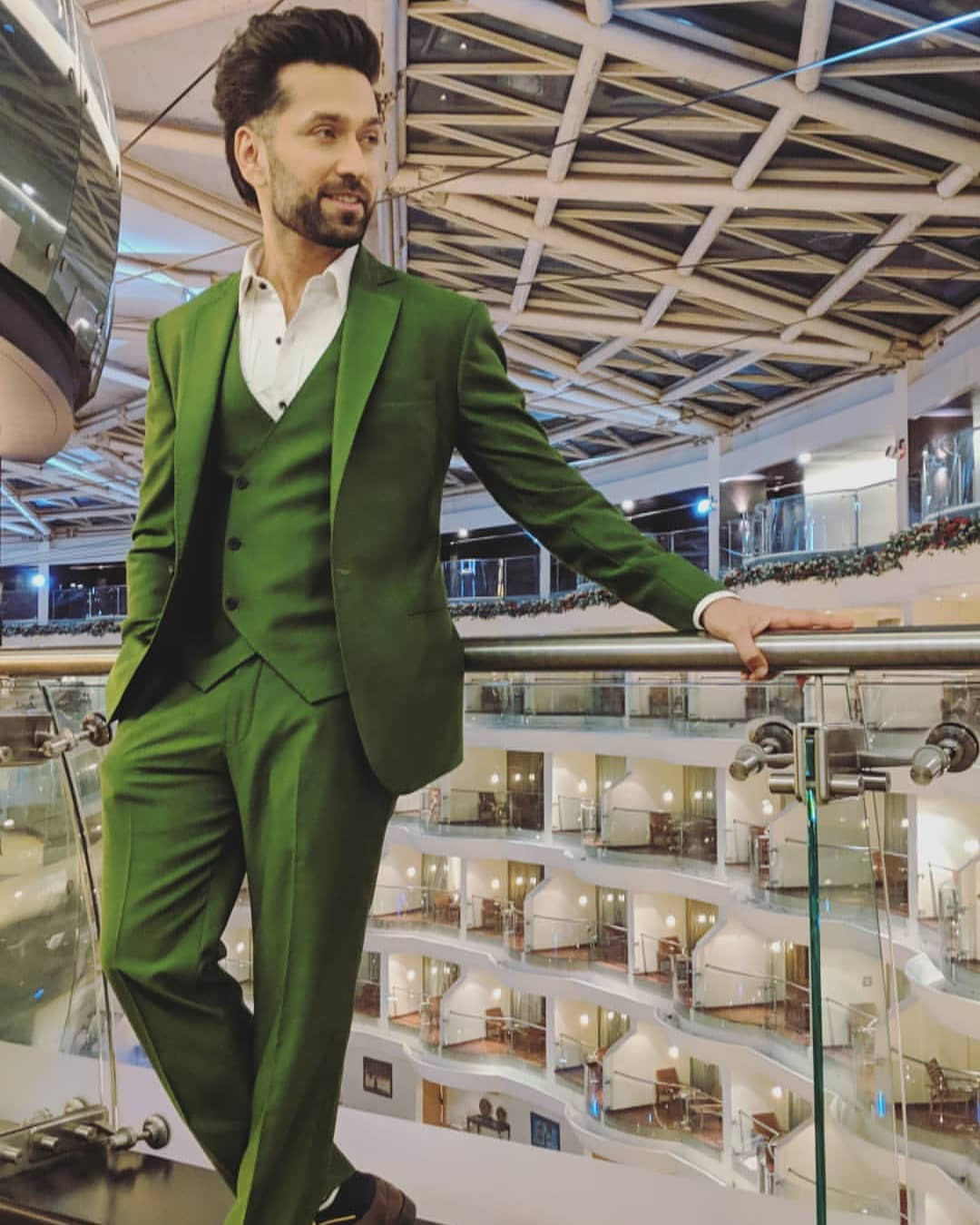 Nakuul Mehta And His Sexy Suit Looks
