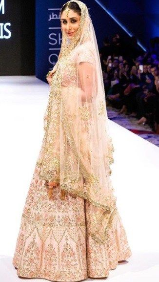 Need Inspiration for your wedding? Check out these gorgeous Kareena Kapoor Bridal looks 1