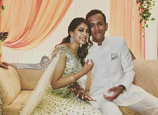 Niti Taylor and Parikshit Bawa's engagement pictures 9