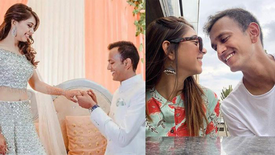 Niti Taylor's Dreamy Engagement Pictures Are Giving Us Major Relationship Goals 2