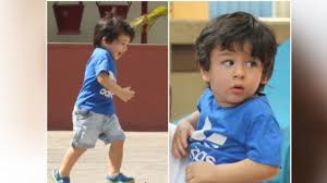 Our cutest Crush of the Month: Taimur Ali Khan 9