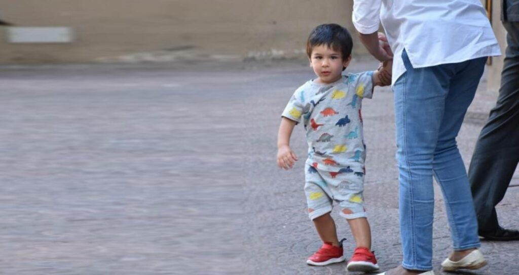 Our cutest Crush of the Month: Taimur Ali Khan 4