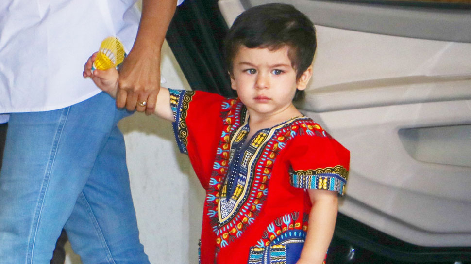 Our cutest Crush of the Month: Taimur Ali Khan 5