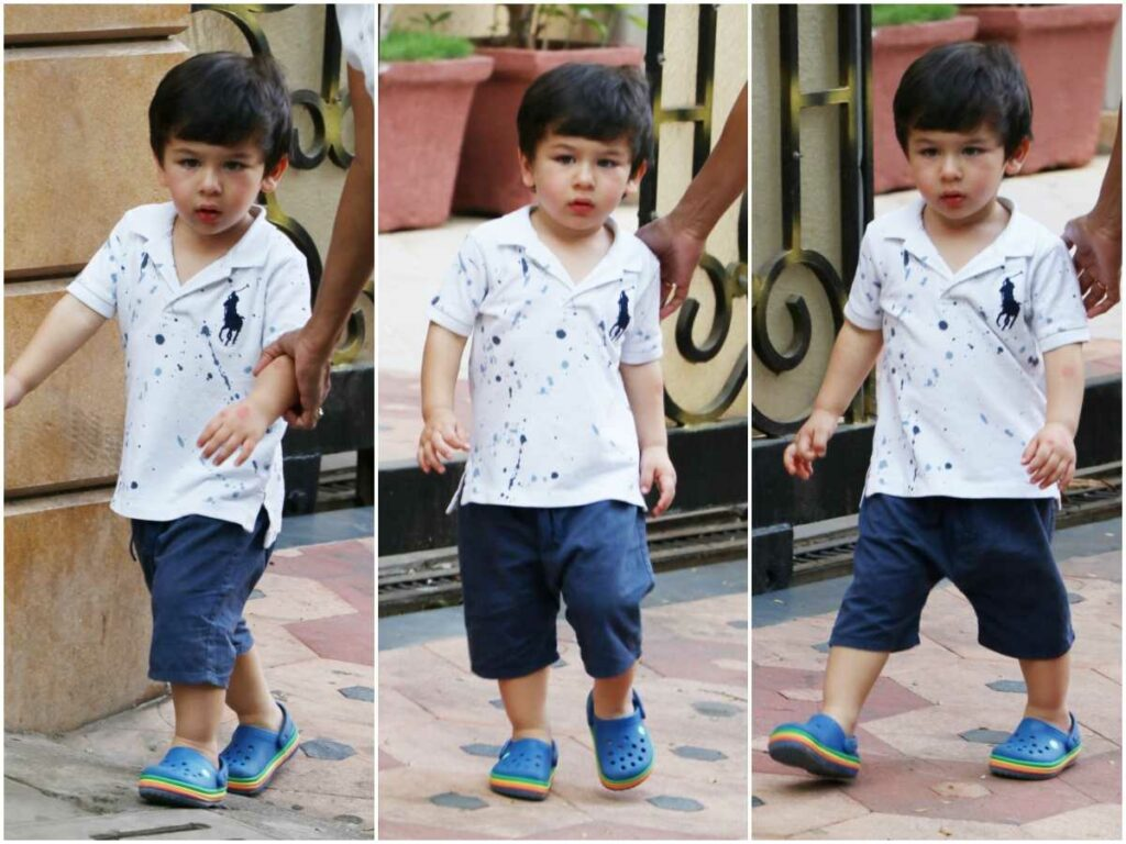 Our cutest Crush of the Month: Taimur Ali Khan 6