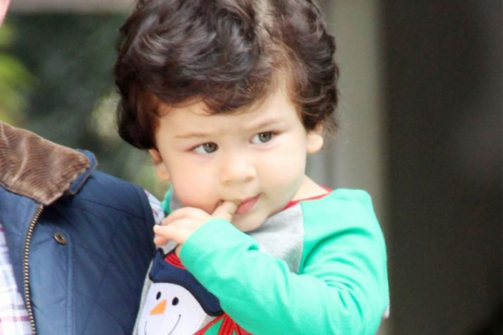 Our cutest Crush of the Month: Taimur Ali Khan 8