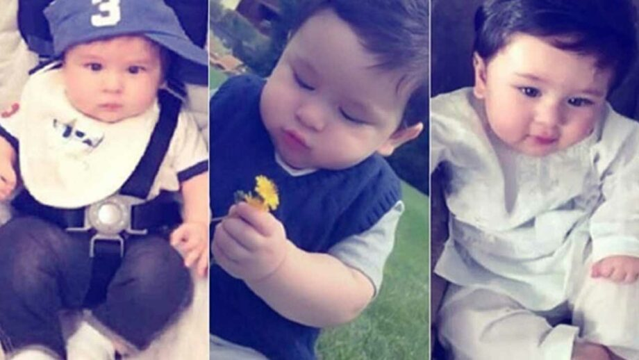 Our cutest Crush of the Month: Taimur Ali Khan