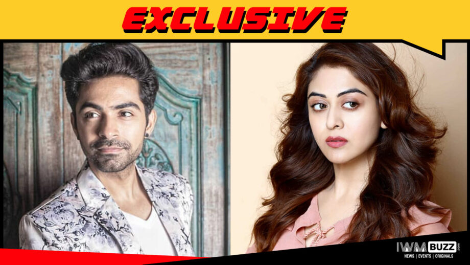 Paras Madaan and Falaq Naaz in &TV's Laal Ishq