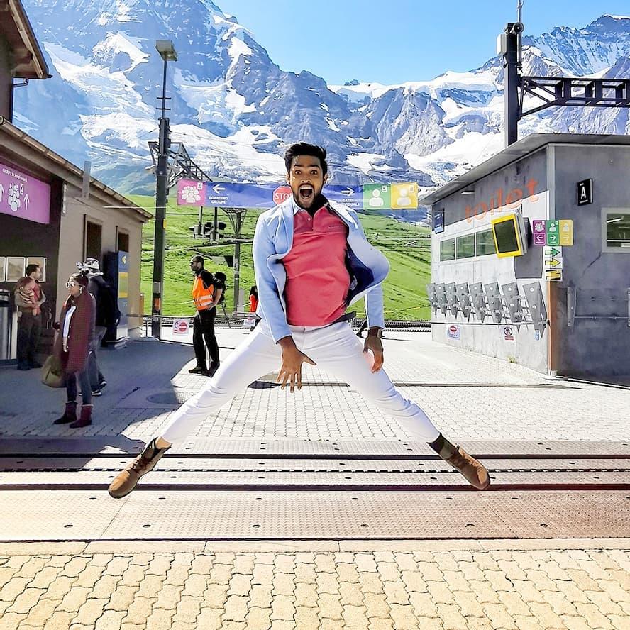 Parth Samthaan gives major travel goals 4