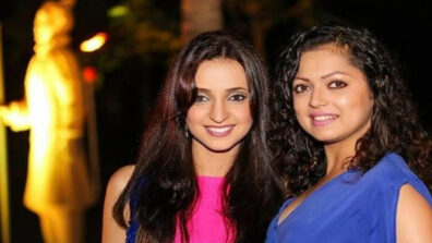 Pictures of Sanaya Irani and Drashti Dhami that are a definition of friendship goals 4