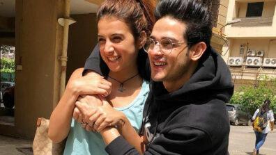 Priyank Sharma promotes rumoured girlfriend Benafsha Soonawalla's new YouTube channel