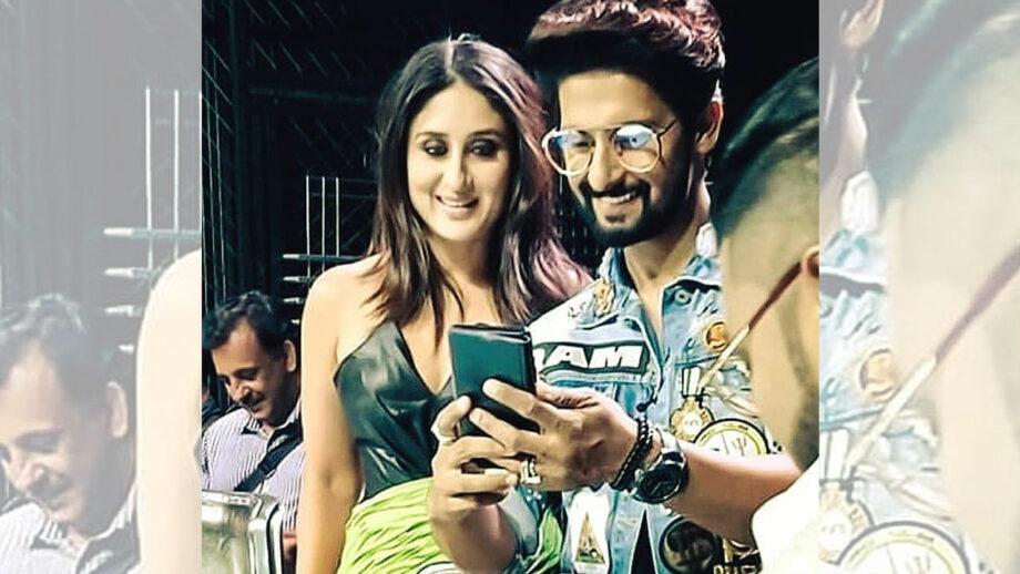 Ravi Dubey's fanboy moment with Kareena Kapoor