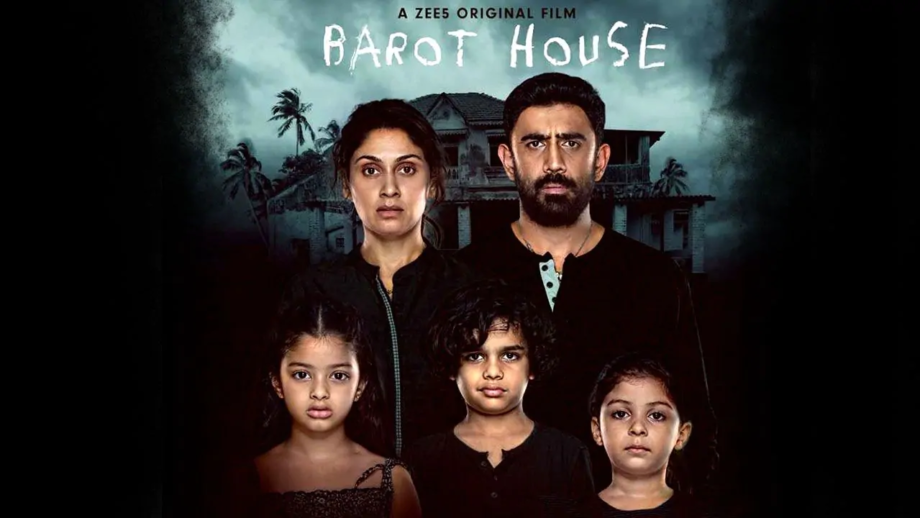 Reasons Why You Shouldn't Miss Amit Sadh-Manjari Fadnnis' Barot House