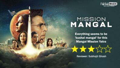 Review of Mission Mangal: Everything seems to be kushal 'mangal' for this Mangal Mission Yatra