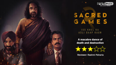 Review of Netflix India's Sacred Games 2 – A macabre dance of death and destruction