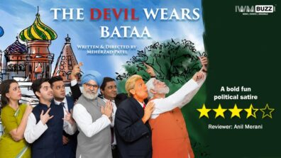 Review of play The Devil wears Bataa: A bold fun political satire