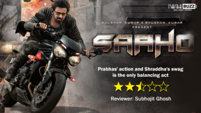 Review of Saaho: Prabhas' action and Shraddha's swag is the only balancing act