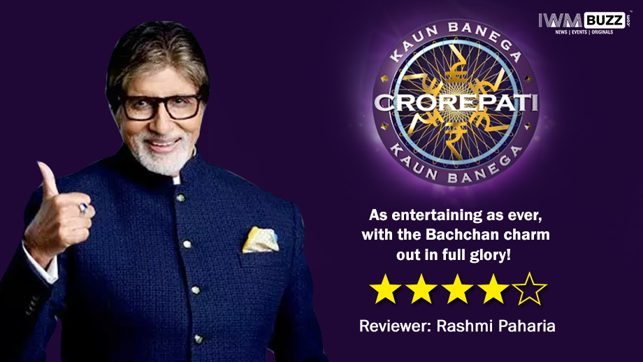 Review of Sony TV's Kaun Banega Crorepati Season 11: As entertaining as ever, with the Bachchan charm out in full glory! 1