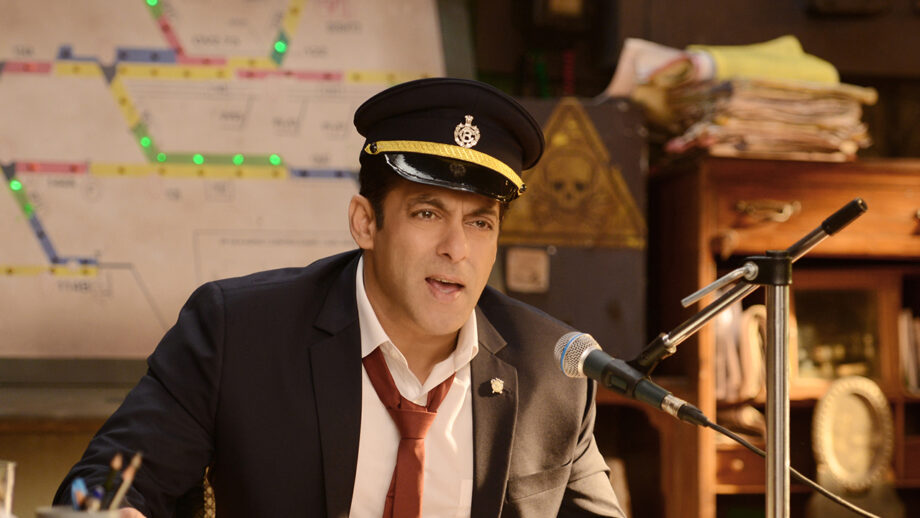 Salman Khan's a 'station master' in Bigg Boss 13 1