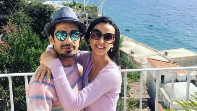 Sanaya Irani and Mohit Sehgal's cute picture