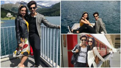 Sanaya Irani loves travelling and Here's proof 5