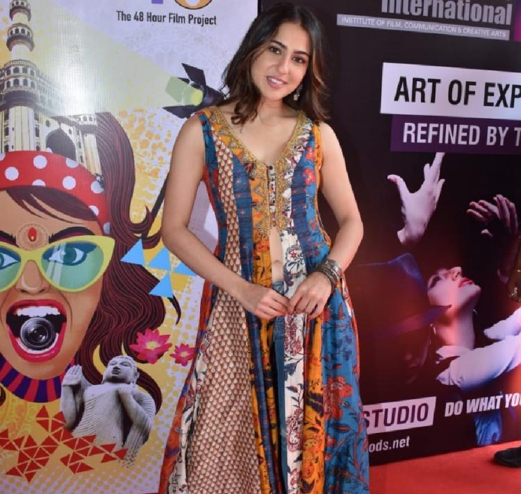 Sara Ali Khan redefining fashion every time she steps out 2