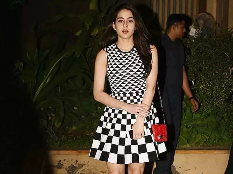 Sara Ali Khan redefining fashion every time she steps out 3