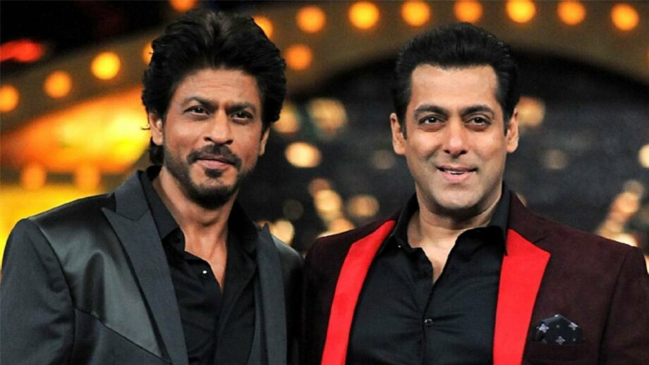 Shah Rukh Khan-Salman Khan's special EID wishes for their fans
